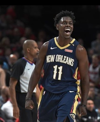 jrue holiday - highest paid NBA player 2018