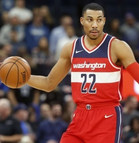 otto porter jr - 16th highest paid NBA player 2018