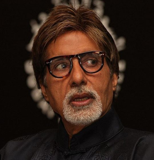 Amitabh bachchan-10th Highest paid actors in bollywood 2018