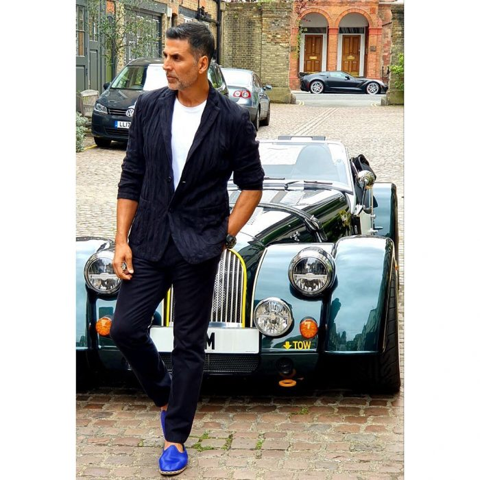 akshay kumar- highest paid bollywood actor