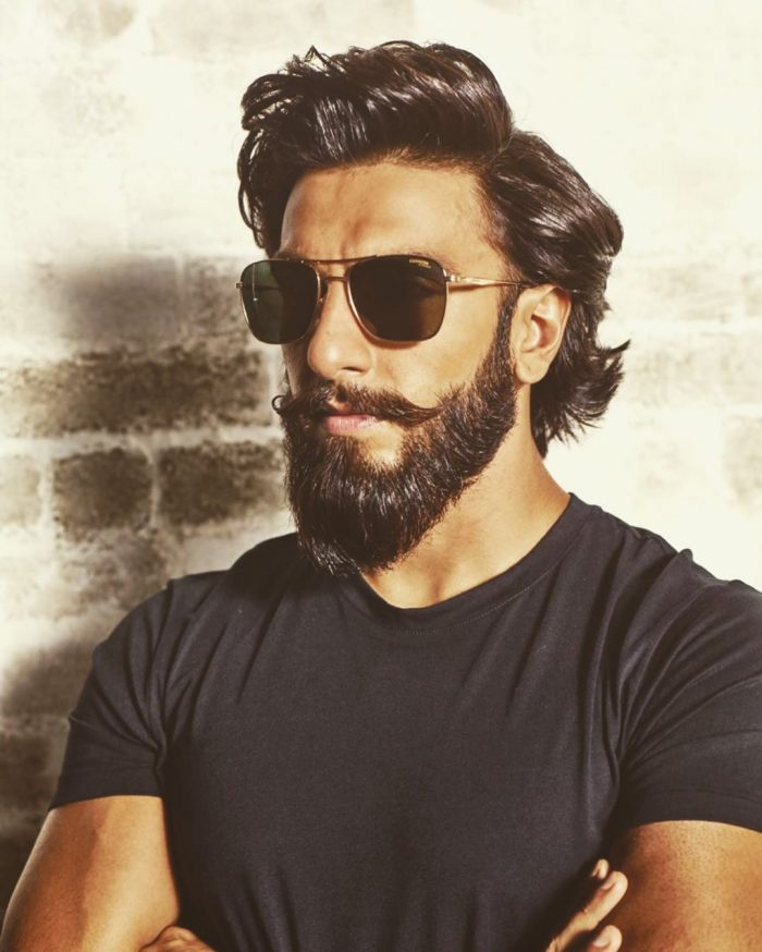 ranveer singh- highest paid actors in bollywood