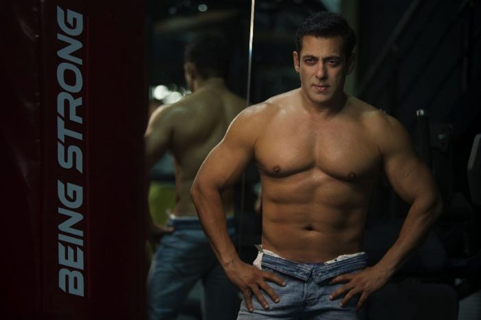 salman khan- highest paid actors in bollywood
